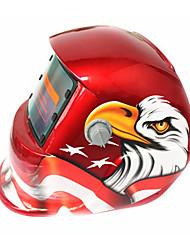 Недорогие -солнечная автоматическая фотоэлектрическая сварочная маска польского орла