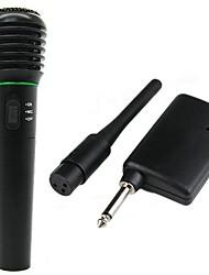 baratos -KEBTYVOR MK308 PC / Com Fio Microfone Microfone Microfone Dinâmico Microfone Portátil Para Microfone de Computador / Microfone de Karaoke
