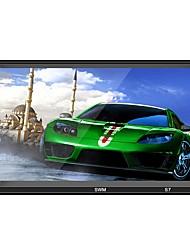 Недорогие -SWM S7 7-дюймовый 2 DIN другой / другой ОС автомобиля MP5-плеер с сенсорным экраном / MP3 / встроенный Bluetooth для универсального RCA / другая поддержка MPEG / AVI / MPG MP3 / WMA / WAV JPEG / JPG