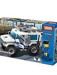 Недорогие -Игрушечные машинки Пожарная машина Люди Транспорт Странные игрушки Сталь + Пластик ABS + PC Дети Все Игрушки Подарок 163 pcs