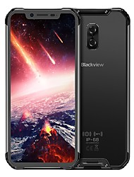 "abordables -Blackview BV9600 pro 6.21 pouce "" Smartphone 4G (6GB + 128GB 8 mp / 16 mp MediaTek MT6771 5000 mAh mAh)"