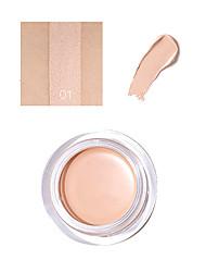 billige Concealer & kontur-4 farger 1 pcs Våt Vanntett / Concealer Øye # Moderne / Mote varig Dagligdagstøy Sminke kosmetisk