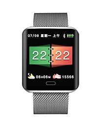 baratos -BoZhuo B8PRO Pulseira inteligente Android iOS Bluetooth Esportivo Impermeável Monitor de Batimento Cardíaco Medição de Pressão Sanguínea Calorias Queimadas Podômetro Aviso de Chamada Monitor de Sono