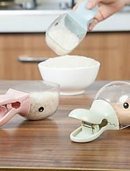 Недорогие -утка в форме лопаты ложка запечатывания клип сумка герметик кухонные гаджеты новый дизайн