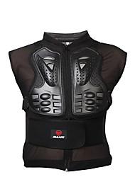 halpa -Moottoripyörän suojavaatetus varten Takki Men's PE / EVA Resin Suoja / Kulutuksen kestävä