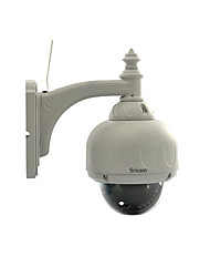 baratos -sricam® sp015 1mp ip camera apoio ao ar livre ip66