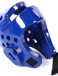 Недорогие -Шлем / Защитная экипировка Назначение Тхэквондо Защита, Оборудование для безопасности Этиленвинилацетат Детские - Красный / Синий