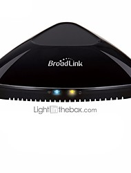 baratos -broadlink® rm pro + controlador remoto wi-fi para parede em casa / livre de pé