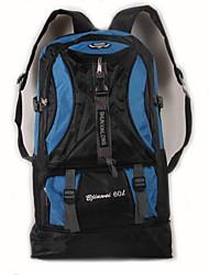 baratos -Unisexo Bolsas Tecido Oxford Bolsa de Esporte & Lazer Ziper Azul / Preto / Vermelho
