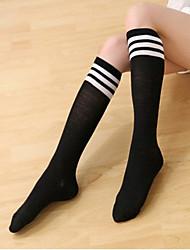 billige Undertøy og sokker til herrer-Dame Strømper - Fargeblokk Tynn