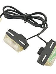 Недорогие -Автомобиль Лампы SMD LED 16 Боковая подсветка