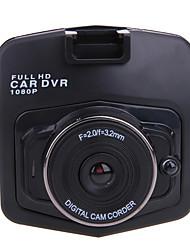 Недорогие -M001 HD 1280 x 720 / 1080p Автомобильный видеорегистратор 120° / 140° Широкий угол 2.4 дюймовый LCD Капюшон с Ночное видение / G-Sensor /