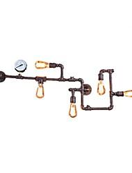 abordables -Rustique Appliques Métal Applique murale 110-120V / 220-240V 40W