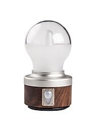 Недорогие -Походные светильники и лампы Светодиодная лампа XP-G2 1 излучатели 230 lm Автоматический 5 Режим освещения с USB кабелем Портативные Новый дизайн Походы / туризм / спелеология Кофейный