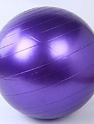 Недорогие -95 см Мяч для упражнений / мяч для йоги Для профессионалов, Взрывозащищенный ПВХ Поддержка 500 kg С Ножной насос Физиотерапия, Обучение балансу, Устойчивость Для