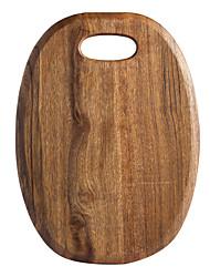 Недорогие -1шт Дерево Многофункциональный Новый дизайн Для приготовления пищи Посуда Круглый Инструменты для выпечки