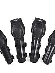 halpa -Moottoripyörän suojavaatetus varten Kyynärpääsuojat / Polvisuoja Unisex PE / Velvet Flocked / EVA Kokoontaitettava / Suoja / anti lipsahdus