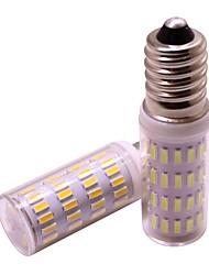 Недорогие -2pcs 4 W 360 lm E14 LED лампы типа Корн 63 Светодиодные бусины SMD 4014 Новый дизайн Тёплый белый / Холодный белый 12 V