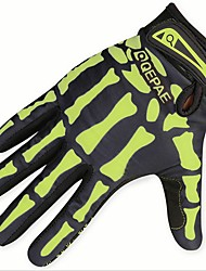 Недорогие -Полныйпалец Муж. Мотоцикл перчатки Ткань / Микроволокно Дышащий / Износостойкий / Защитный