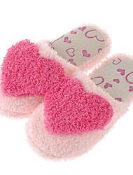 Недорогие -Женские тапочки / Тапочки для девочек / Тапочки для мальчиков Тапочки для гостей / Домашние тапки На каждый день Губка Один цвет