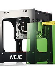 Недорогие -NEJE雷捷 DK-8-KZ 1000mW Upgrade Лазерный гравер 100pcs logo 0.4 мм Новый дизайн / Полная машина
