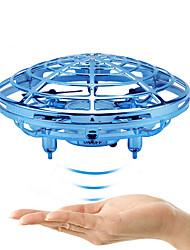 Недорогие -RC Дрон Flyingball UFO-01 Mini RC Drone Hand Controlled Готов к полету 6 Oси Квадкоптер на пульте управления Светодиодные фонарики / зAвисать 1 USB кабельный ввод / Руководство пользователя / 1
