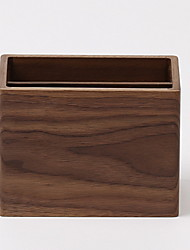 Недорогие -Коробка для хранения деревянный Обычные Дорожная сумка Сумки для хранения домашних хозяйств