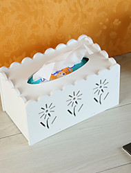 Недорогие -Место хранения организация Косметологический макияж Пластиковая пена из ПВХ Прямоугольная форма Творчество / Защита от пыли / Оригинальные