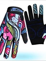 Недорогие -Полныйпалец Универсальные Мотоцикл перчатки Микроволокно / Лайкра Дышащий / Износостойкий / Защитный