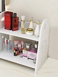 Недорогие -Место хранения организация Косметологический макияж Пластиковая пена из ПВХ Нерегулярная форма Творчество / Оригинальные / непокрытый