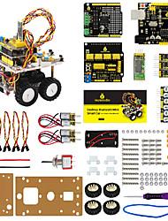 Недорогие -Keyestudio настольный Bluetooth мини умный автомобиль