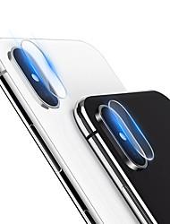 Недорогие -AppleScreen ProtectoriPhone XS HD Протектор объектива камеры 1 ед. Закаленное стекло