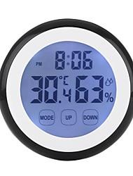 Недорогие -Портативные / Прочный Электронный термометр Clock Thermometer Семейная жизнь
