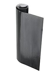 Недорогие -25 см х 150 см 5d из углеродного волокна виниловая пленка наклейка на автомобиль shinny глянцевая наклейка наклейка