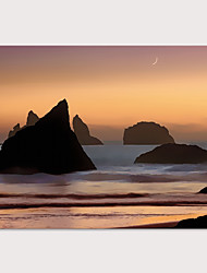 cheap -Print Stretched Canvas Prints - Landscape Photographic Modern