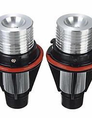 Недорогие -2pcs Автомобиль Лампы 12 W 1200 lm Светодиодная лампа Налобный фонарь Назначение BMW X5 / 5 Series (E39)520 / E60 2001 / 2002 / 2003