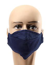 Недорогие -Зима PM2.5 противотуманные хлопчатобумажная маска смога фильтр защитный антипылезащитный чехол