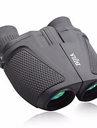 お買い得  -Bijia 10 X 25 mm 双眼鏡 ブラック キャンピング&ハイキング / 狩猟 耐候性 / Fogproof / ハイパワード / ポーロ / 全面マルチコーティング