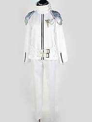 Недорогие -Вдохновлен Возрождение! Косплей Аниме Косплэй костюмы Косплей Костюмы Современный стиль Пальто / Блузка / Кофты Назначение Муж. / Жен.