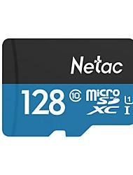 Недорогие -Netac 128GB карта памяти UHS-I U1 / Class10 P500