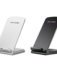 Недорогие -Беспроводное зарядное устройство USB зарядное устройство Universal QC 3.0 не поддерживается 5 DC 9V для iPhone XR XS Макс / Iphone 8 Plus / Iphone 8 / Samsung Galaxy S10 S10 + S10E S9 / Xiaomi MI 9 Mi