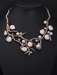 olcso -női divat ötvözet nyaklánc