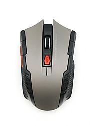 Недорогие -LITBest Беспроводная 2.4G Управление мышью / Бесшумная мышь Светодиодный свет 1600 dpi 3 Регулируемые уровни DPI 3 pcs Ключи