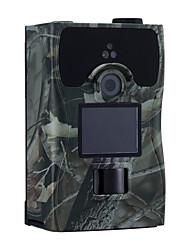 Недорогие -zosi® trail camera 16-мегапиксельная 1080p HD охотничья камера с ночным видением до 65 футов, защищающая от непогоды для охоты на диких животных и безопасности