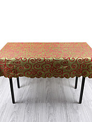cheap -Classic Acetate Square Table Linens Printing Eco-friendly Heat Resistant Table Decorations