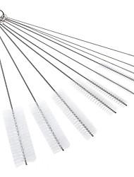 Недорогие -щетки нейлоновые трубки соломка для питья соломка стаканы клавиатура чистка ювелирных изделий