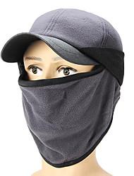 Недорогие -мужчины верхом на теплой кепке с маской ветрозащитная гоночная шапка универсальный шарф