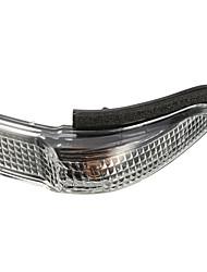 Недорогие -правое зеркало заднего вида со стороны водителя светодиодный указатель поворота для Toyota