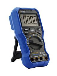 Недорогие -Owon Ow18b Bluetooth цифровой мультиметр регистратор данных поддерживает мобильное приложение True RMS фонарик температуры испытания
