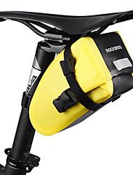 Недорогие -ROCKBROS Сумка на бока багажника велосипеда Водонепроницаемость Дожденепроницаемый Со светоотражающими полосками Велосумка/бардачок ТПУ Нейлон Велосумка/бардачок Велосумка Велоспорт